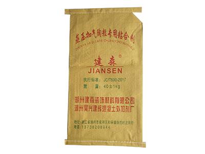 蒸压加气陶粒专用粘合剂