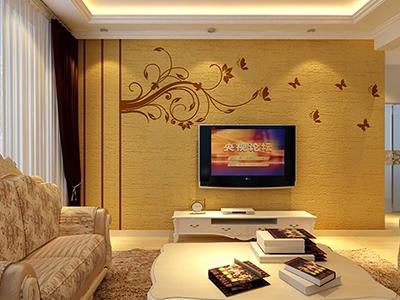 浙江硅藻泥装饰客厅