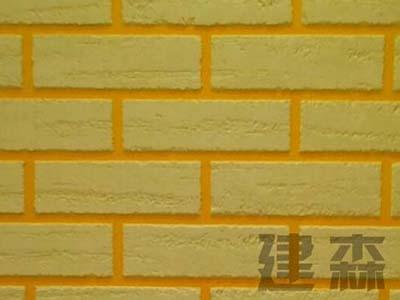 硅藻泥砖艺